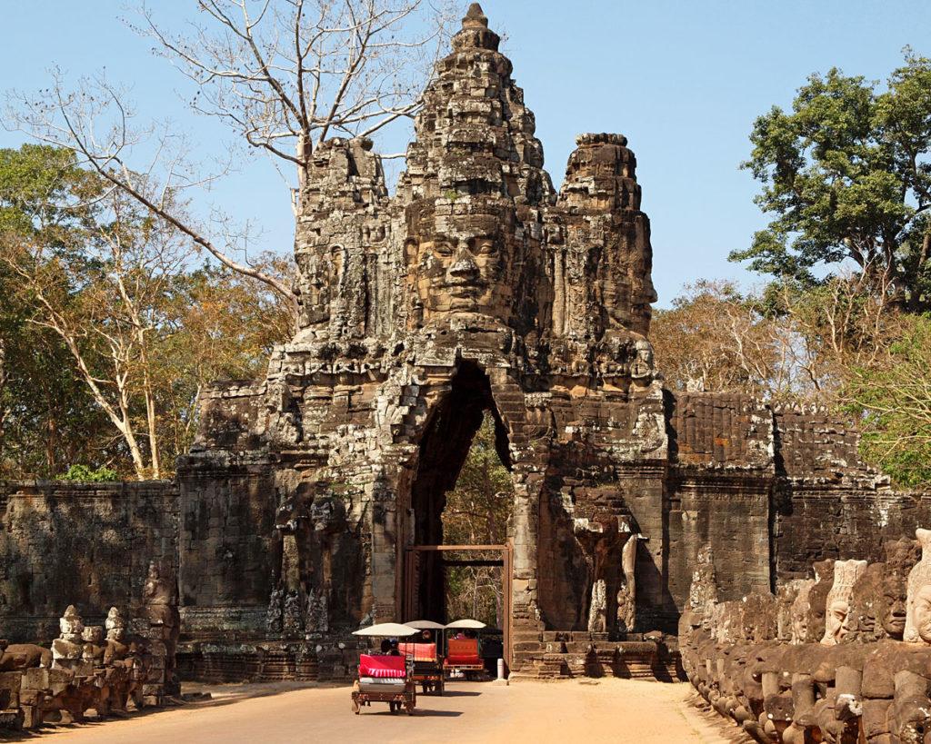 Der 2.Haupttempel Angkor Thom (shutterstock.com/ William Cushman)