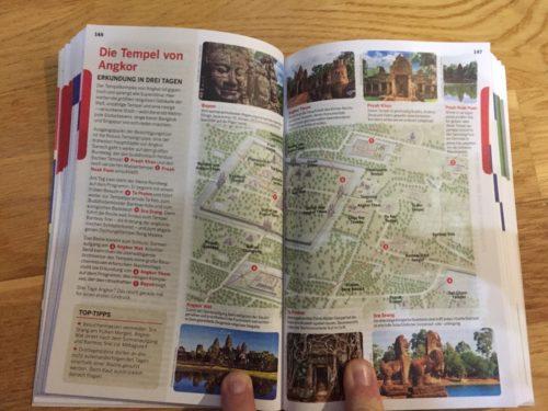 Neuer Lonely Planet Kambodscha : Angkor Wat