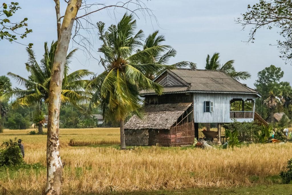 Provinz Kampot mit dem Nationalpark Bokor
