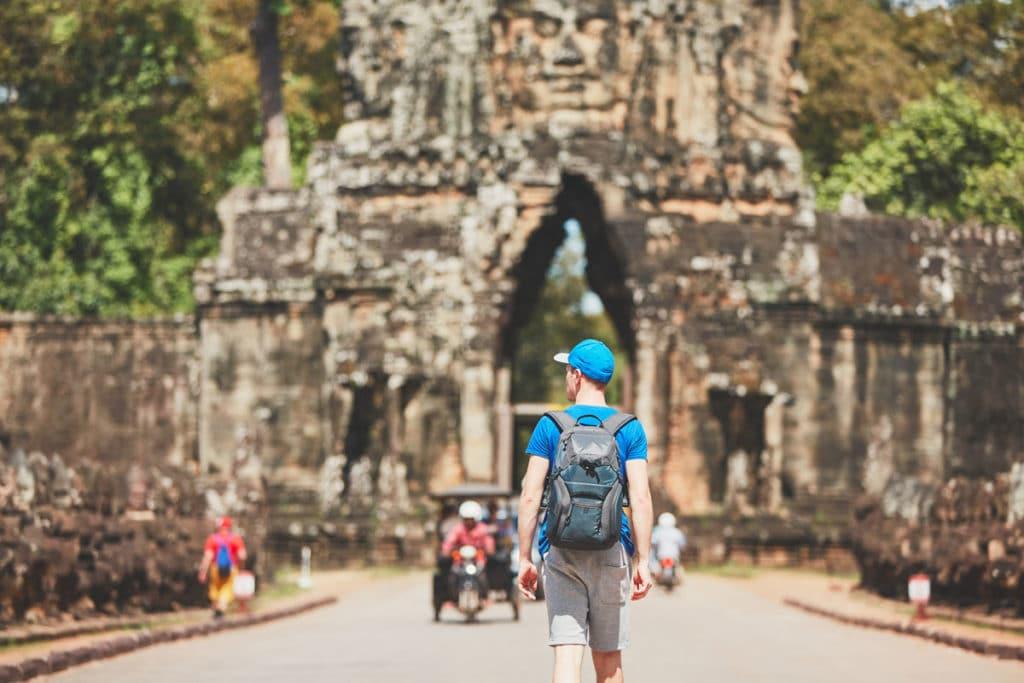 Eine Reise nach Angkor Wat selbst organisieren oder doch lieber mit einem Reiseunternehmen?