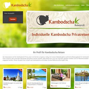 Kambodscha Reiseprofi