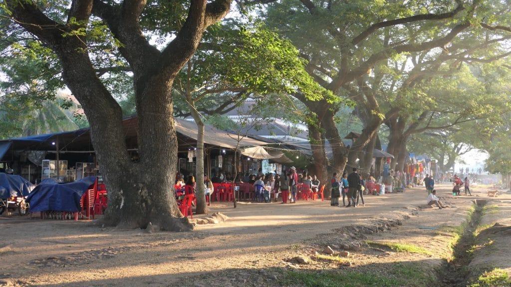 Restaurants für nach dem Sonnenaufgang