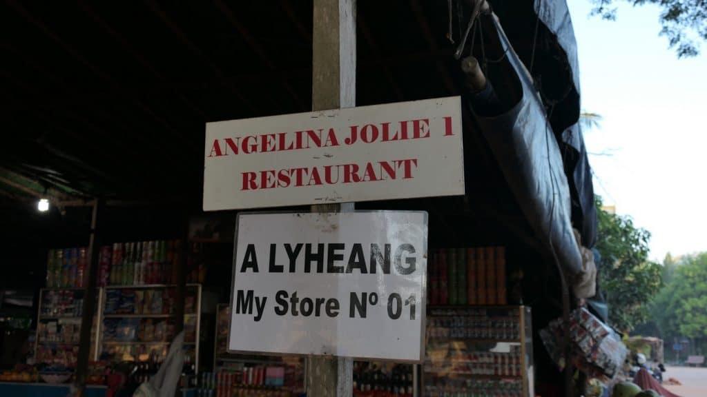 Restaurants für nach dem Sonnenaufgang - Angelina Jolie lässt grüßen