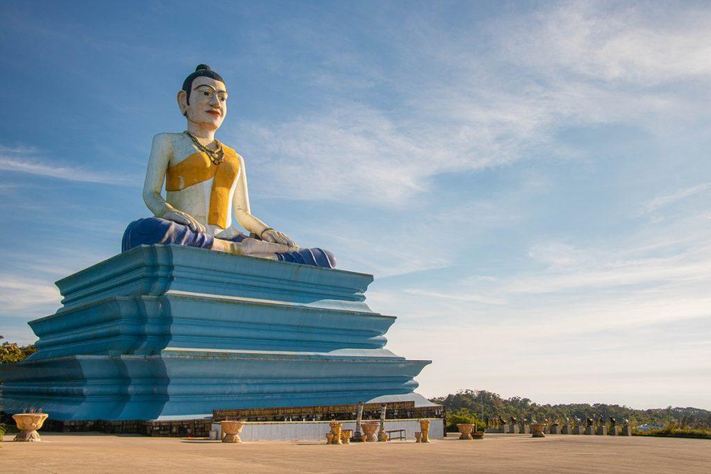 Kampot in Kambodscha