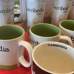 Starbucks in Siem Reap