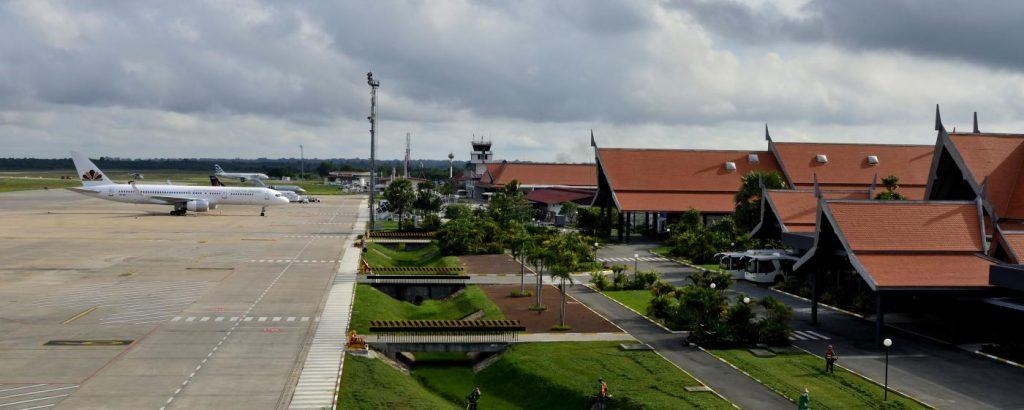Siem Reap Airport 2020