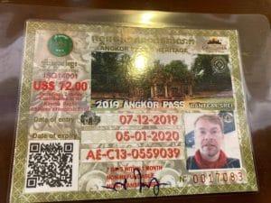 Eintrittspreise & Tickets für Angkor Wat