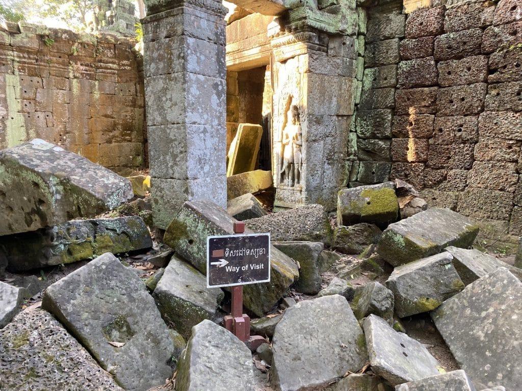 Ta Prohm - der Dschungeltempel aus Tomb Raider