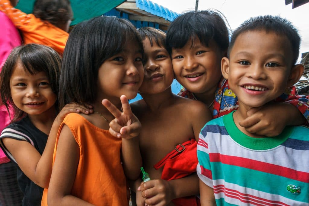 Kinder in Kambodscha - wie unterstützen?